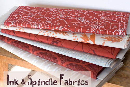 Ink & Spindle Fabric