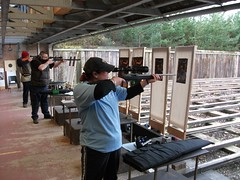 """Advancing Target • <a style=""""font-size:0.8em;"""" href=""""http://www.flickr.com/photos/8971233@N06/4487426142/"""" target=""""_blank"""">View on Flickr</a>"""