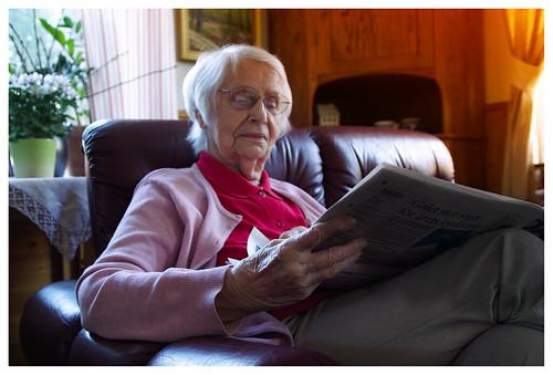 Grandmother, 1/8s 17-70 OS