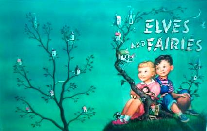 garth williams elves and fairies