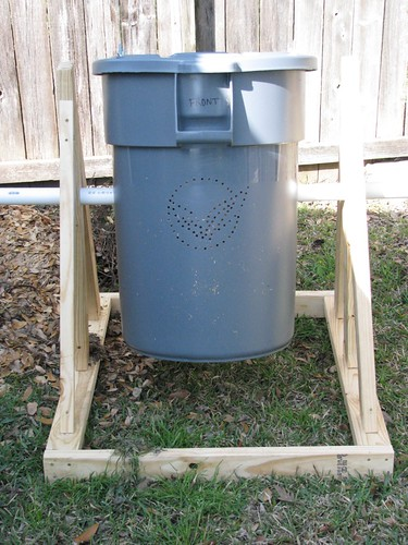 Compost Bin Finished