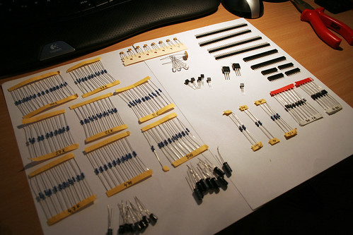 Electronic components!