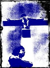 Yo era el rey... hoy he perdido mi corona y mi capa... (conejo721*) Tags: argentina amor capa cruz corona rey cristo hombre palabras mardelplata calvario poesía poema pasión sentimientos conejo721
