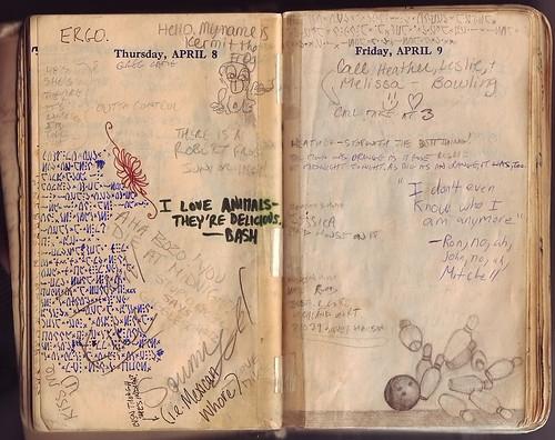 1954: April 8-9
