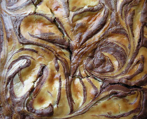 Recipe: Swirled Cream Cheese Brownies blog image 1