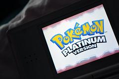 (Ashley.Nichole) Tags: pokemon gameboy platinum