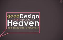 Good Design (stamp) (Alyssasezello :: aka pixel8design) Tags: desktop wallpaper art design graphicdesign heaven