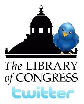 twitter and library of congress