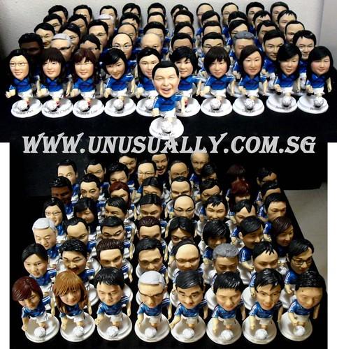 SONY Summary Soccer Figurines - www.unusually.com.sg