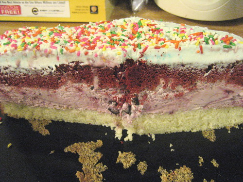 4/20/10 - 10th Bday cake...