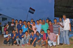 Richmond Mahinda 106th Big Match (punsisinet) Tags: school college sport big richmond lovers cricket sri lanka match galle quarrel 2011 mahinda 106th