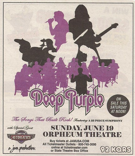 06-19-11 Deep Purple @ Minneapolis, MN
