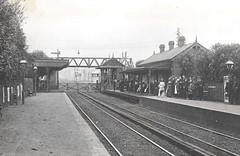 Railway Station - Waratah - by State Records NSW