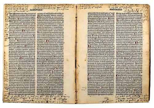 Annotations in Orbellis, Nicolaus de: Cursus librorum philosophiae naturalis [Aristotelis] secundum viam Scoti