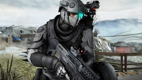 Ghost Recon: Future Soldier ©flickr.com / Emabulator