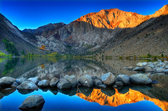 A New Day (David Shield Photography) Tags: california morning lake mountains color reflection fall digital sunrise glow mammothlakes wonderland easternsierras convictlake coth greatphotographers laurelmountain rangeoflight colorphotoaward flickrdiamond concordians nikonflickraward saariysqualitypictures nikonflickrawardgold platinumpeaceaward reflectionslovers merzetapotd mothernaturesgreenearth flickraward5 nikonflickrawardplatinum mygearandmepremium mygearandmebronze mygearandmesilver mygearandmegold passiondclic mygearandmeplatinum mygearandmediamond mygearandmeplatinium esenciadelanaturaleza collectionofmarvelousworks