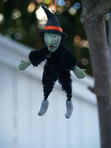 Halloween Swap - Witch