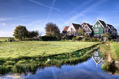 Wittewerf Marken (Bas Lammers) Tags: wood house lake color water netherlands canon landscape island paint fishermen explorer tes hdr marken lightroom zuiderzee photoshopelements photomatix 50d mywinners markerwaard mygearandme mygearandmepremium mygearandmebronze mygearandmesilver mygearandmegold mygearandmeplatinum mygearandmediamond mygearandmeplatinium