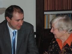 Shirley talks to Jonathan Chatfield
