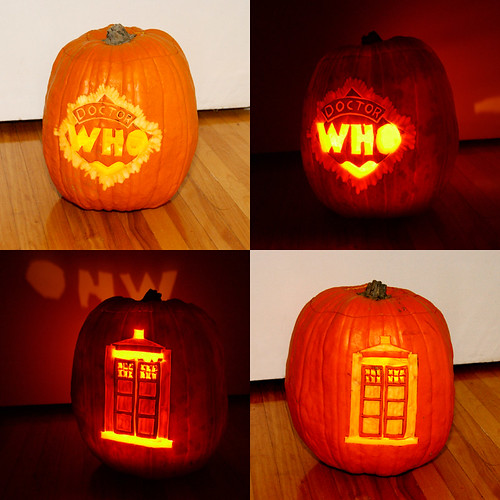 calabaza doctor who