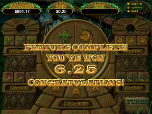 free Hidden Riches slot bonus feature