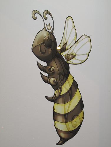 Her Majesty's Secret Beekeeper
