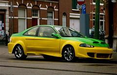 IMG_7028 (Akbar Sim) Tags: auto holland groen denhaag geel thehague hofstijl akbarsimonse dekleurenvandenhaag akbarsim