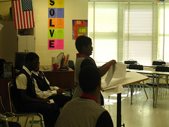 Butler Debate Team vs. Paxon Middle Debate Team