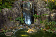 San Francisco Waterfall (edpuskas) Tags: sanfrancisco goldengatepark canon waterfall san francisco ray nd hdr singh vari