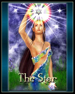 tarot -The Star