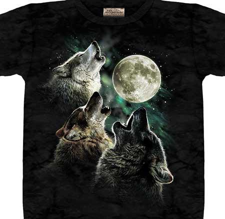 9ca441a14e2 Three Wolf Moon Shirt Parodies