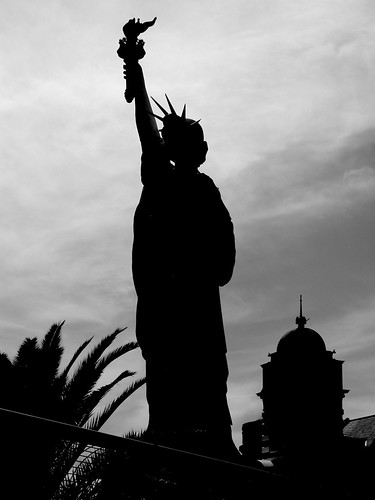 New York New York Statue