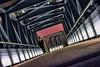 footbridge at neratziotissa station over attiki road :  321/365 (helen sotiriadis) Tags: bridge delete10 architecture canon delete9 delete5 delete2 published footbridge delete6 delete7 perspective pedestrian delete8 delete3 delete delete4 save save2 athens greece 365 tilt canonef50mmf14usm neratziotissa marousi αθήνα canoneos40d νεραντζιώτισσα μαρούσι toomanytribbles deletedbydeletemeuncensored