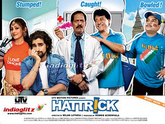 [Poster for Hattrick]