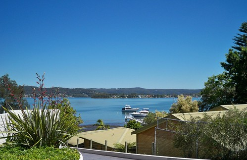 Pt Fred & West Gosford from Green Point