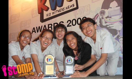 Jurong Sec bags two top video awards with green documentary