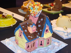 Disney Pixar Up cake (Dawnie's cakes) Tags: birthday cakes up cake disney pixar winner noveltycake