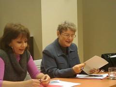 Reunión con Svetlana Gannúshkina