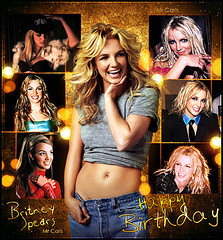 Happy Birthday - Britney Spears !! (Mr. Carls) Tags: birthday light aniversario love luz thanks by photomanipulation photoshop de happy design site muy flickr all mr you gracias obrigado spears top edited web tag imagens carlos s pop best we h singer cs much times luzes te fav feliz bye britney cumpleaos britt nos henrique carls 2010 bello edio perfeita pricess amamos comente