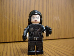 Rise of Cobra: Baroness (Silentmaster OO5) Tags: gijoe lego arealight brickarms fineclonier