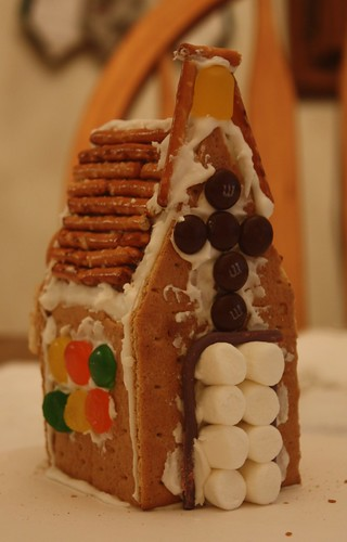 Graham Cracker Church