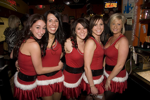 Holiday Party at Gator Jakes Bar and Grill and Holiday Hootenanny at The Berkeley Front