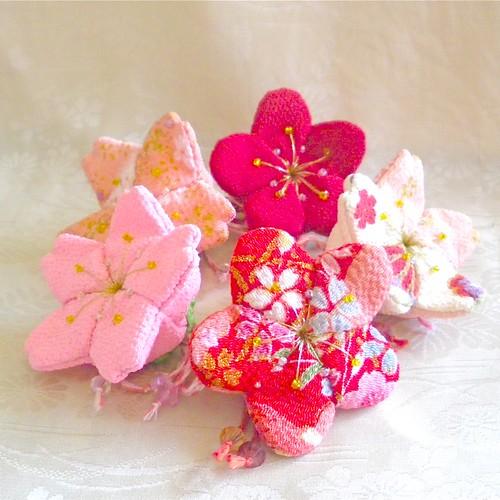 cherry blossom japanese art. lossoms - Japanese Art