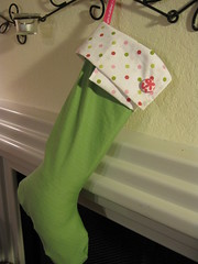 Watermelon Stocking