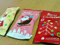 Christmas Candy - 20091227115 (yuankuei) Tags: christmas candy sophisca