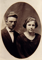 Broersma-Laas & Grace Engagement 1926