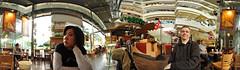 Starbucks (ruei_ke) Tags: pano gimp starbucks   hugin 101 cosinavoigtlnder capturenx  whickeyandcox nikond3 colorskopar20mmf35slii