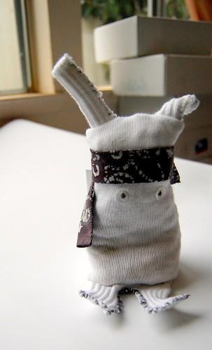 Miriam's Sock Monster