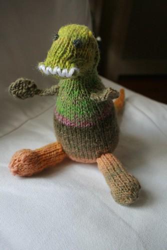 T-Rex #1