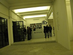 beirut art center after film event